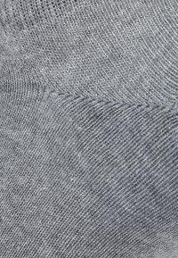 Tommy Hilfiger - MEN SNEAKER 4 PACK - Socks - middle grey melange - 1