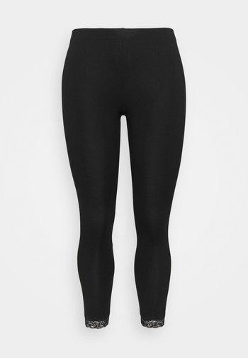 KCSVELIANA - Leggings - Trousers - black deep