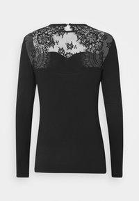 Anna Field Tall - Long sleeved top - black - 1