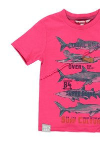 Boboli - T-shirt print - pink - 2