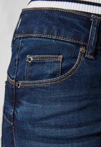 Morgan - Slim fit jeans - black denim - 3