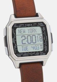 Timex - COMMAND URBAN - Digital watch - brown - 4