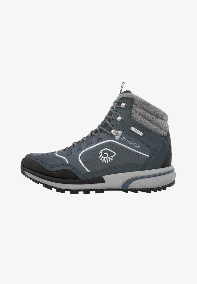 Chaussures de marche - dark blue