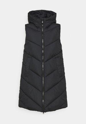 JULIET - Waistcoat - black