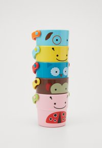 Skip Hop - ZOO STACK & POUR BUCKETS 5 PACK - Speelgoed - multi-coloured - 3