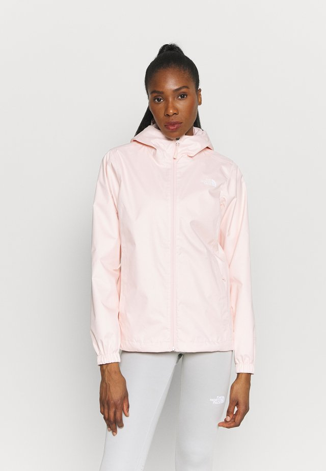 QUEST JACKET - Hardshelljacke - pearl blush