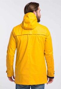Schmuddelwedda - Parka - mustard yellow - 2