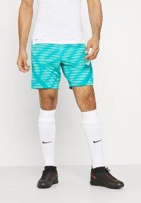 Nike Performance - STRIKE - Sports shorts - aquamarine/tropical twist/white - 0