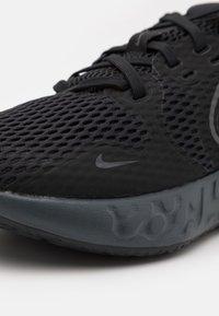 Nike Performance - RENEW RIDE 2 - Zapatillas de running neutras - black/anthracite - 5