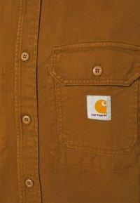 Carhartt WIP - RENO SHIRT JAC - Skjorter - dark brown - 2