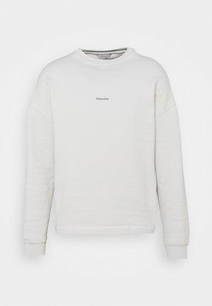 FLEA CREW - Sweatshirt - light grey
