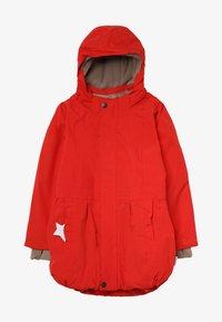 MINI A TURE - VIOLA JACKET - Winter coat - aura red - 3