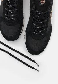 Colmar Originals - TRAVIS DRILL - Sneakers laag - black - 5
