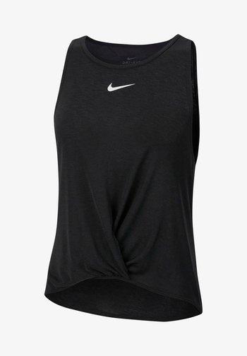 ICON CLASH - Sports shirt - schwarz