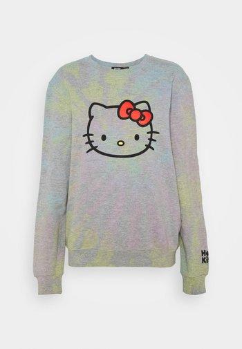 TIE DYE - Sweatshirt - multi
