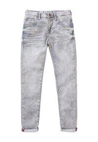 Petrol Industries - JACKSON - Slim fit jeans - dusty silver - 0