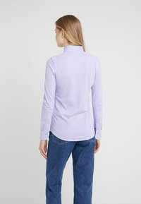 Polo Ralph Lauren - HEIDI LONG SLEEVE - Button-down blouse - hyacinth - 2