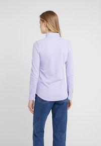 Polo Ralph Lauren - HEIDI LONG SLEEVE - Koszula - hyacinth - 2