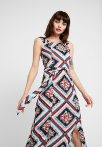 Dorothy Perkins - SQUARE NECK MAXI DRESS - Maxikjoler - multi - 4