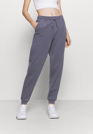 ONPLOUNGE PANTS - Tracksuit bottoms - graystone