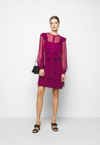 Alberta Ferretti - ABITO - Cocktail dress / Party dress - violet - 1