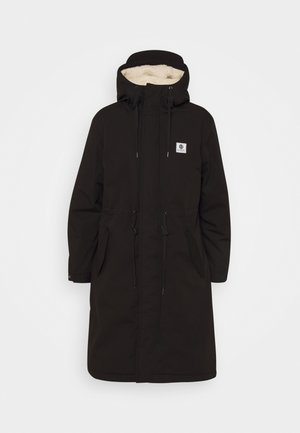 FIELD - Winter coat - flint black