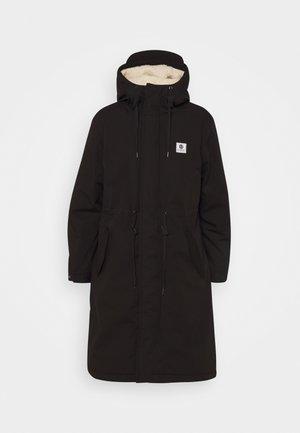 FIELD - Abrigo de invierno - flint black