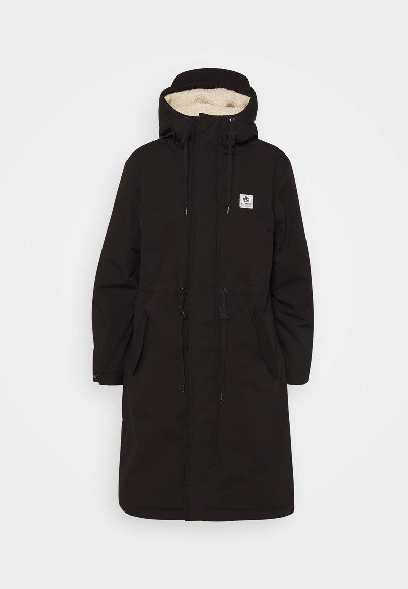 Element - FIELD - Winter coat - flint black