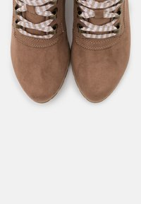s.Oliver - Ankle boots - pepper - 5