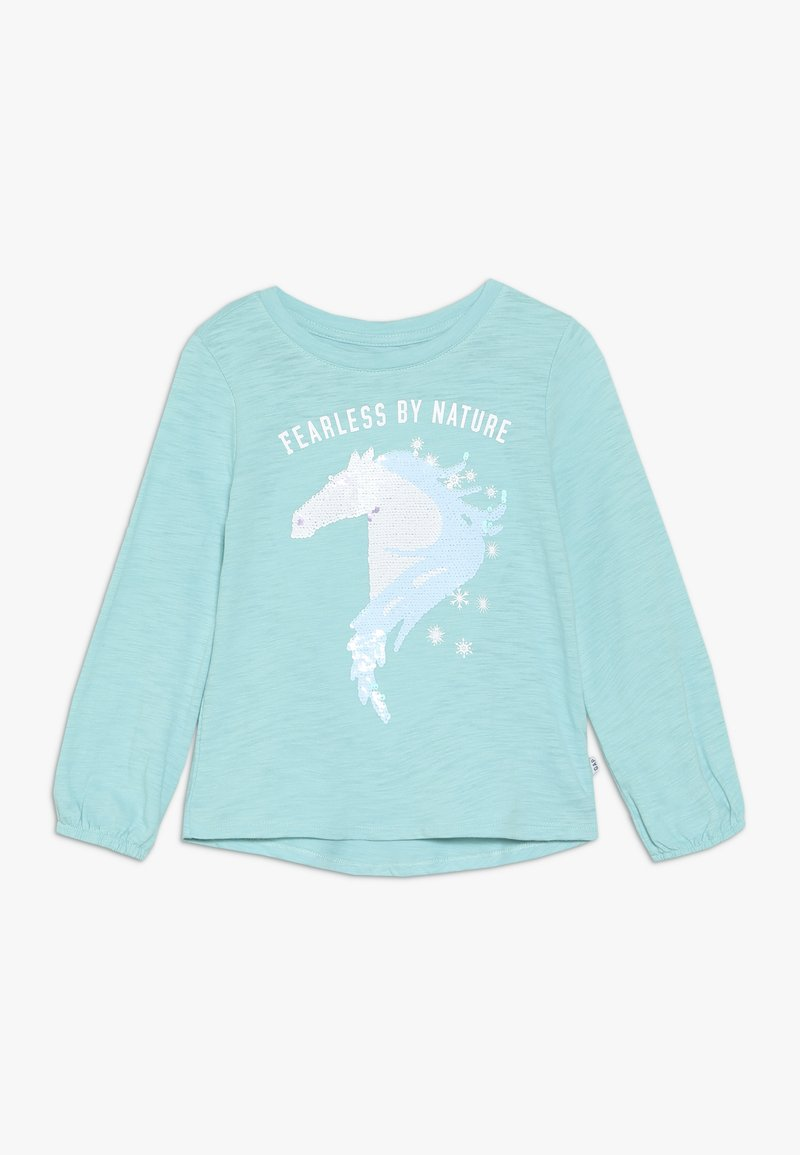 GAP - GIRL FROZEN - Long sleeved top - new malachite