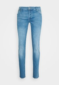 JJIGLENN JJFOX AGI  - Jeans Skinny Fit - blue denim