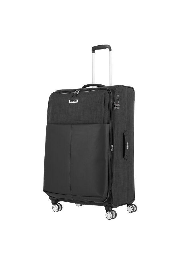 PROOF 78 CM - Wheeled suitcase - schwarz