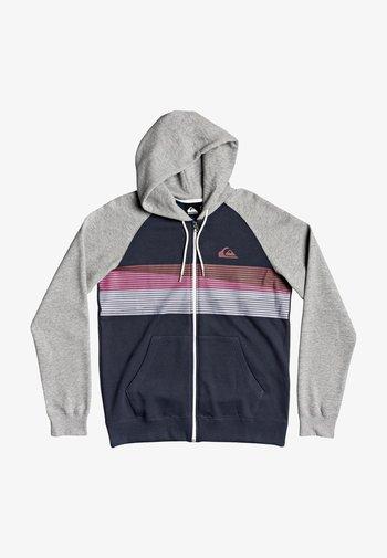 EVERYDAY - Zip-up hoodie - blue nights
