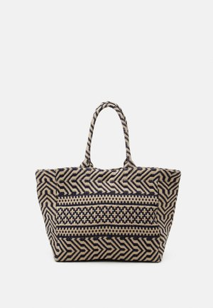 URIKA ALIVIA BAG - Shopping Bag - maritime blue