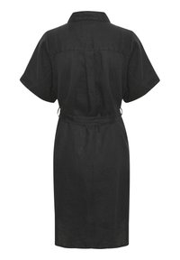 Part Two - Shirt dress - black - 1