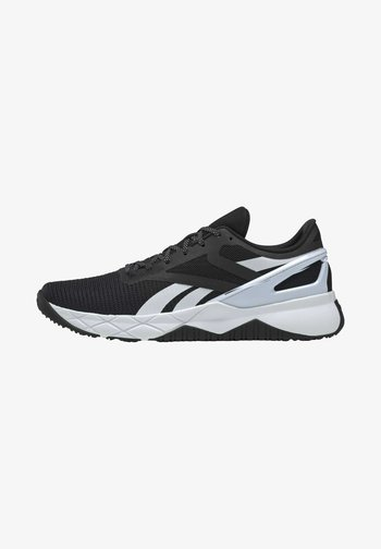 NANOFLEX TRAINING - Stabilty running shoes - black
