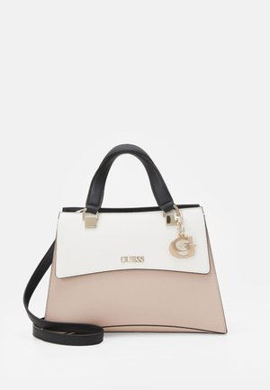 HANDBAG DALMA GIRLFRIEND SATCHEL - Handbag - stone multi