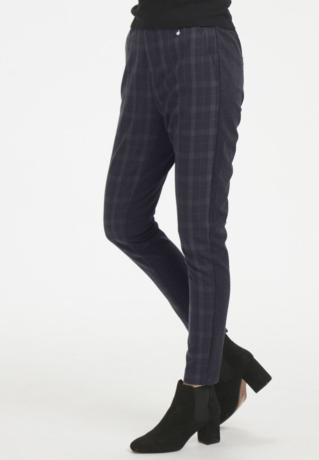 Pantalones - dark grey