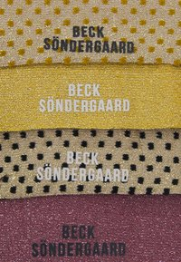 Becksöndergaard - MIX SOCK 4 PACK - Socks - sand/bamboo/mauve - 1