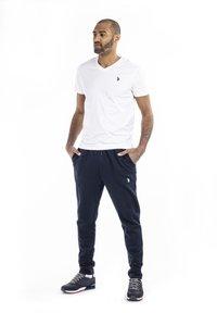 U.S. Polo Assn. - CEM - T-shirt - bas - white - 1