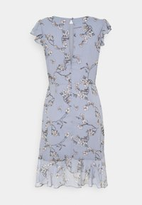 Nly by Nelly - RUCHED FLOUNCE DRESS - Juhlamekko - multi-coloured - 7