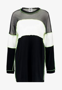 The Ragged Priest - EXIST DRESS - Žerzejové šaty - black/multi - 5