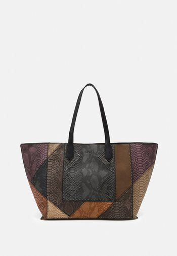 BOLS DARK PHOENIX SICILIA - Tote bag - brown