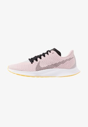 ZOOM RIVAL FLY 2 - Neutral running shoes - plum chalk/black/silver lilac/metallic gold/infinite gold