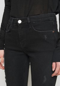 River Island Tall - Jeans Skinny - washed black - 4
