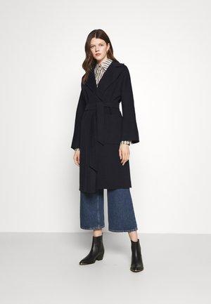 ROVO - Classic coat - midnight blue
