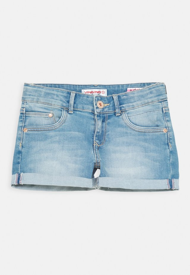 DAMARA - Jeans Shorts - light indigo
