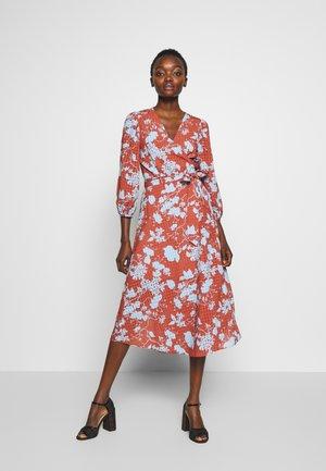 HARLOW FLOWY - Vestido informal - cerulean blue