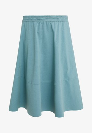 JALOMA - A-line skirt - turquoise