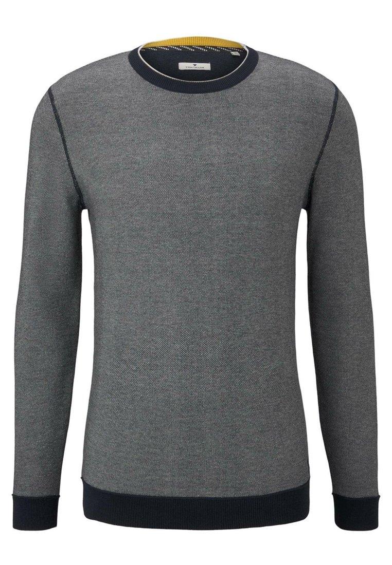 Tom Tailor Strickpullover - Grey